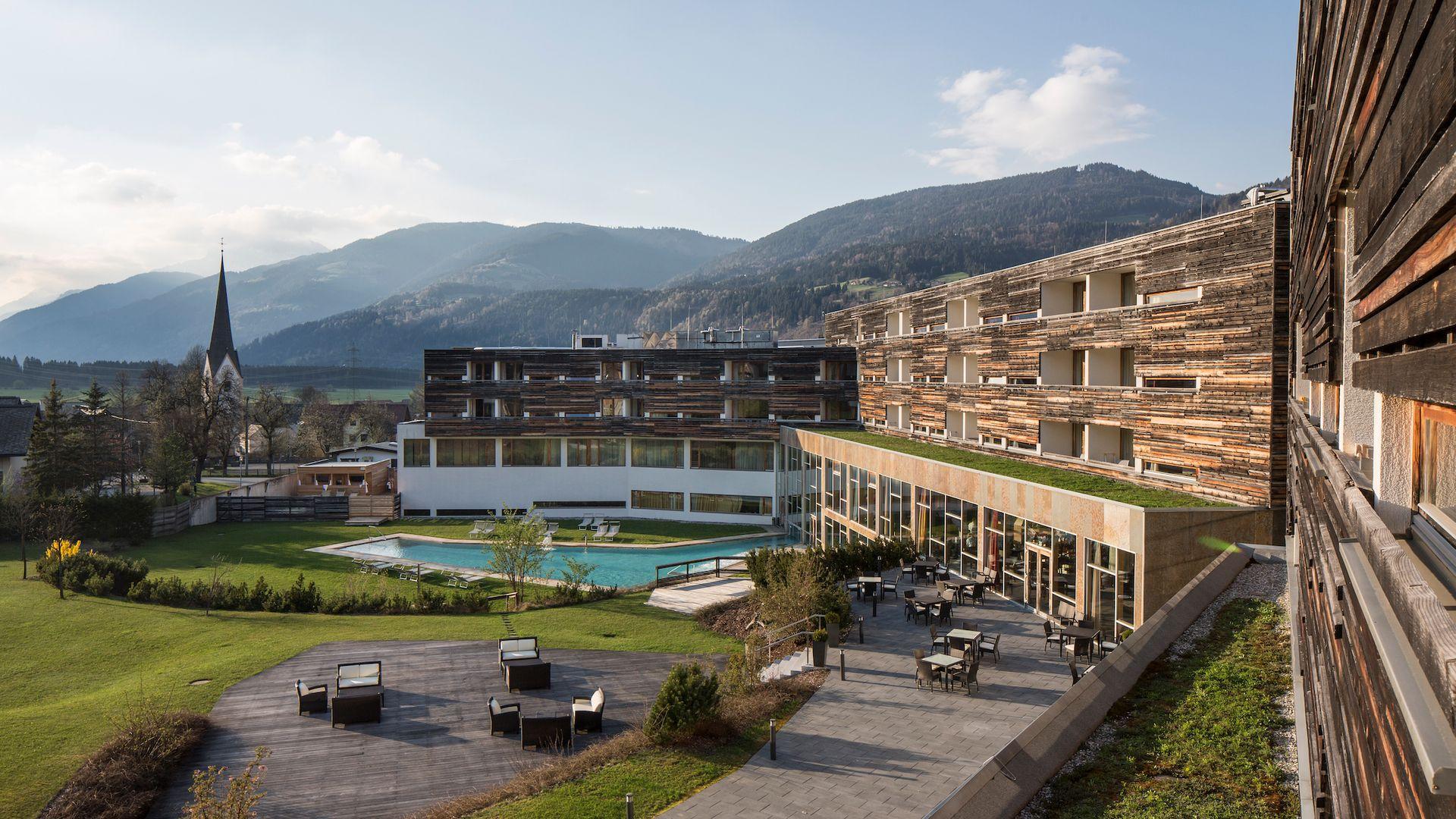 4* Falkensteiner Hotel & Spa Carinzia
