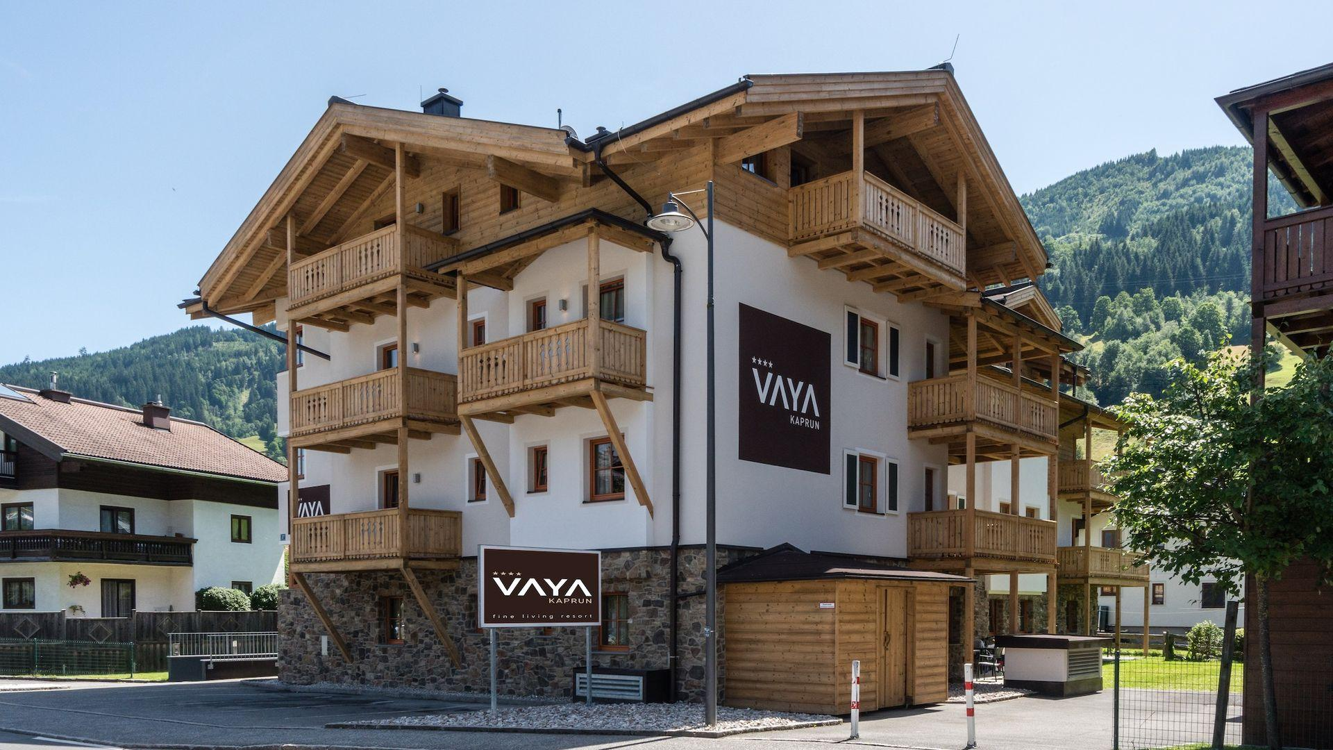 4* Appartments Vaya Kaprun