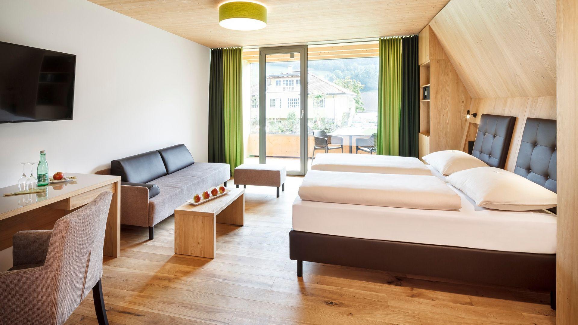 4* Reschenhof Landhotel