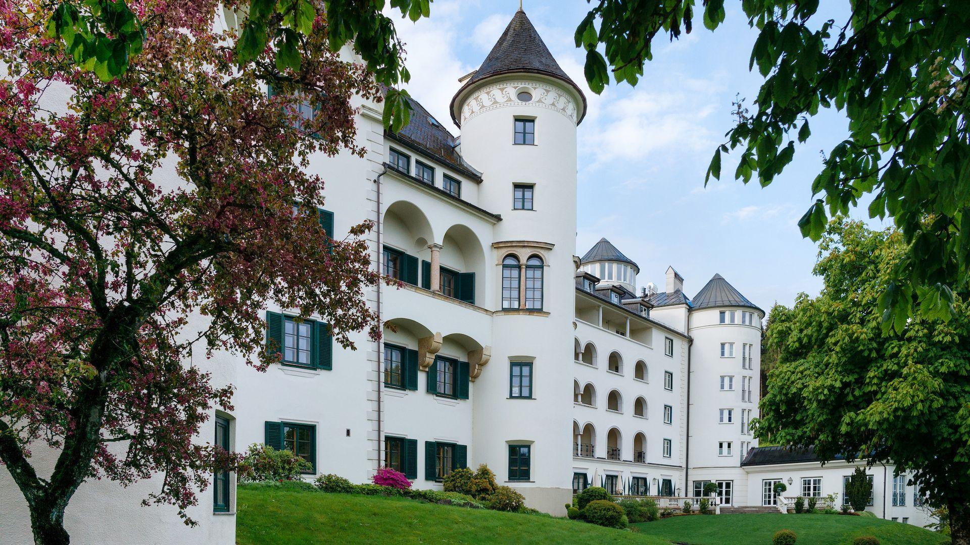 5* Hotel Schloss Pichlarn