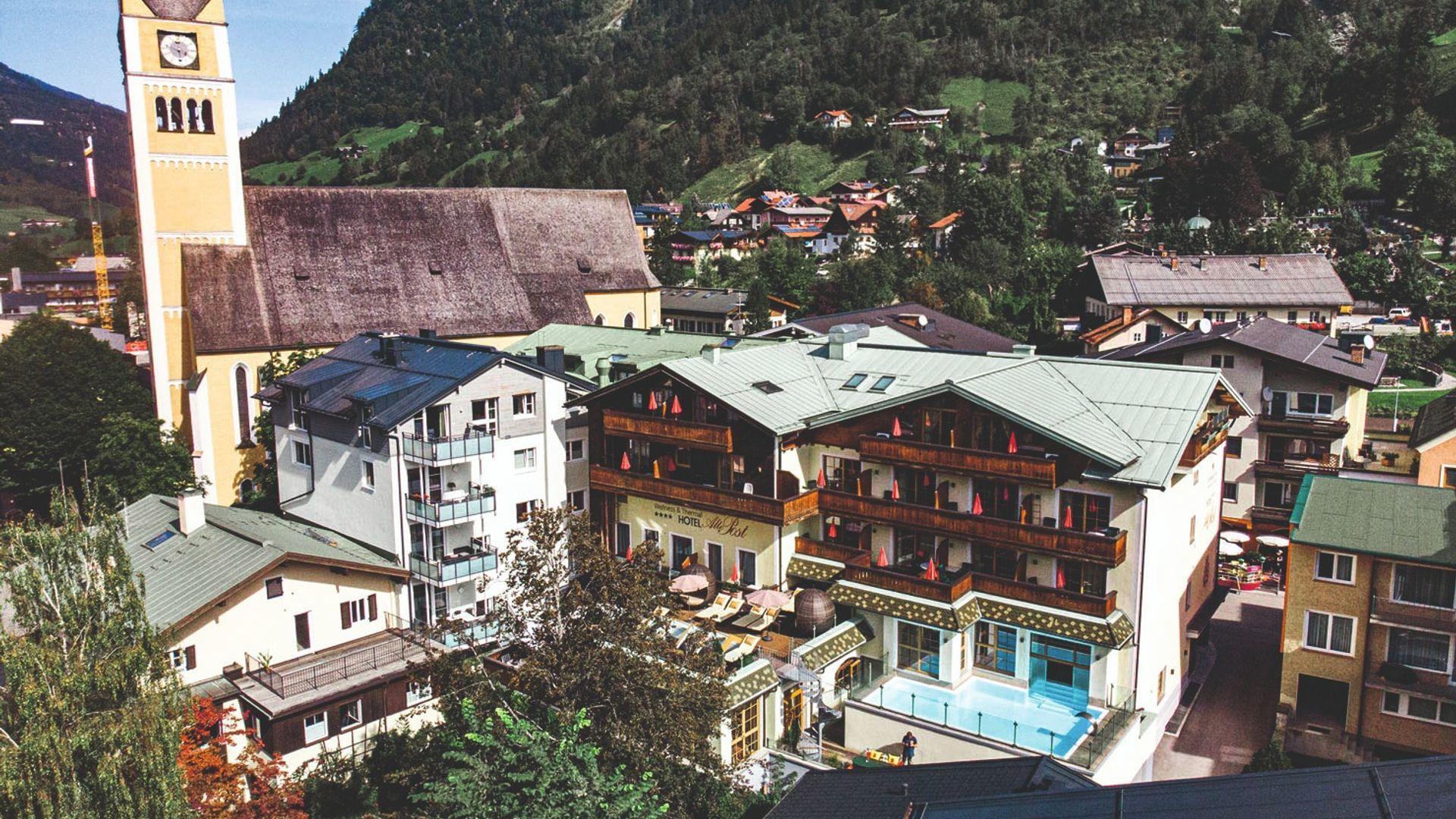 4* Alte Post Bad Hofgastein