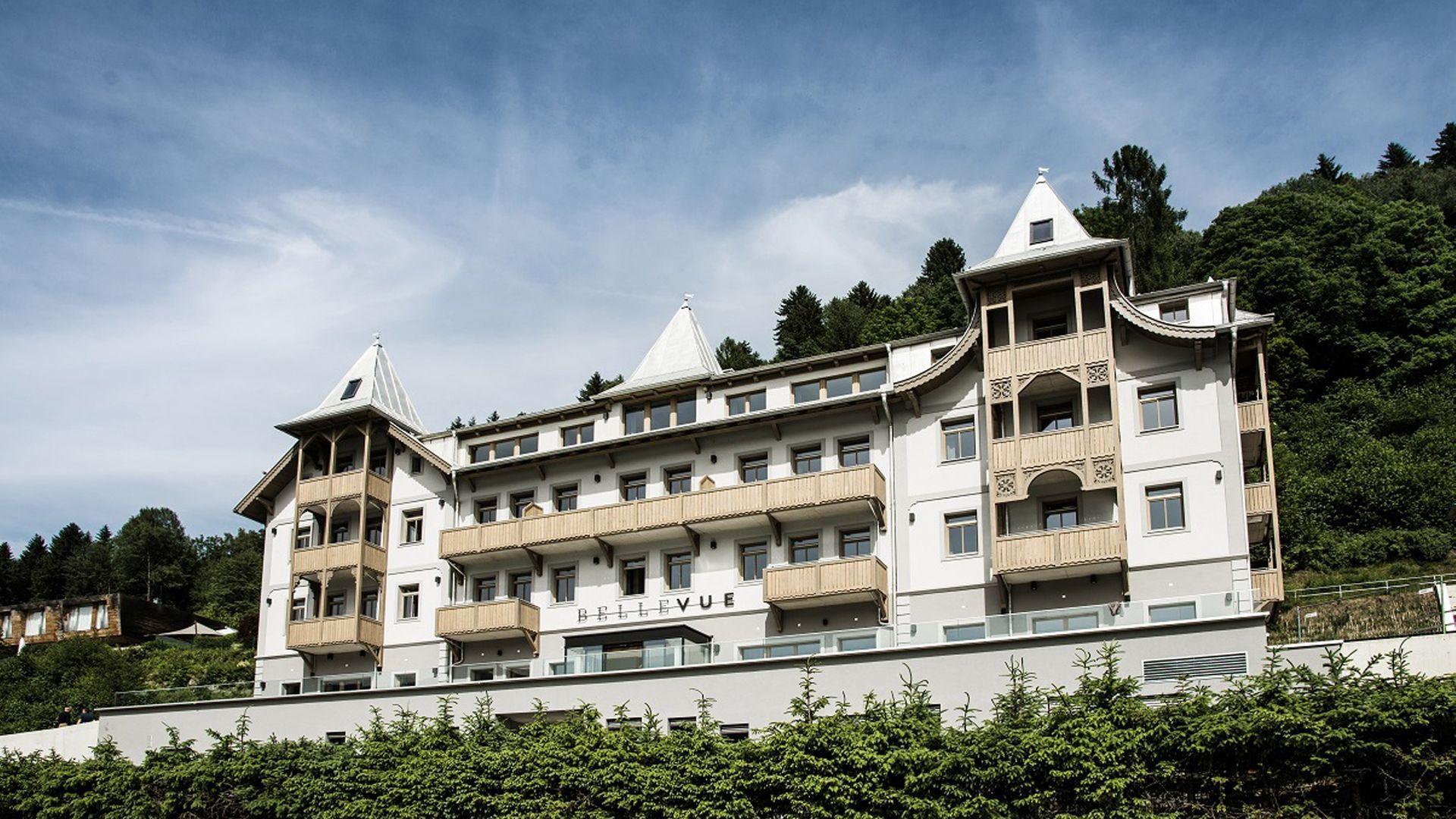 4*S Seehotel Bellevue