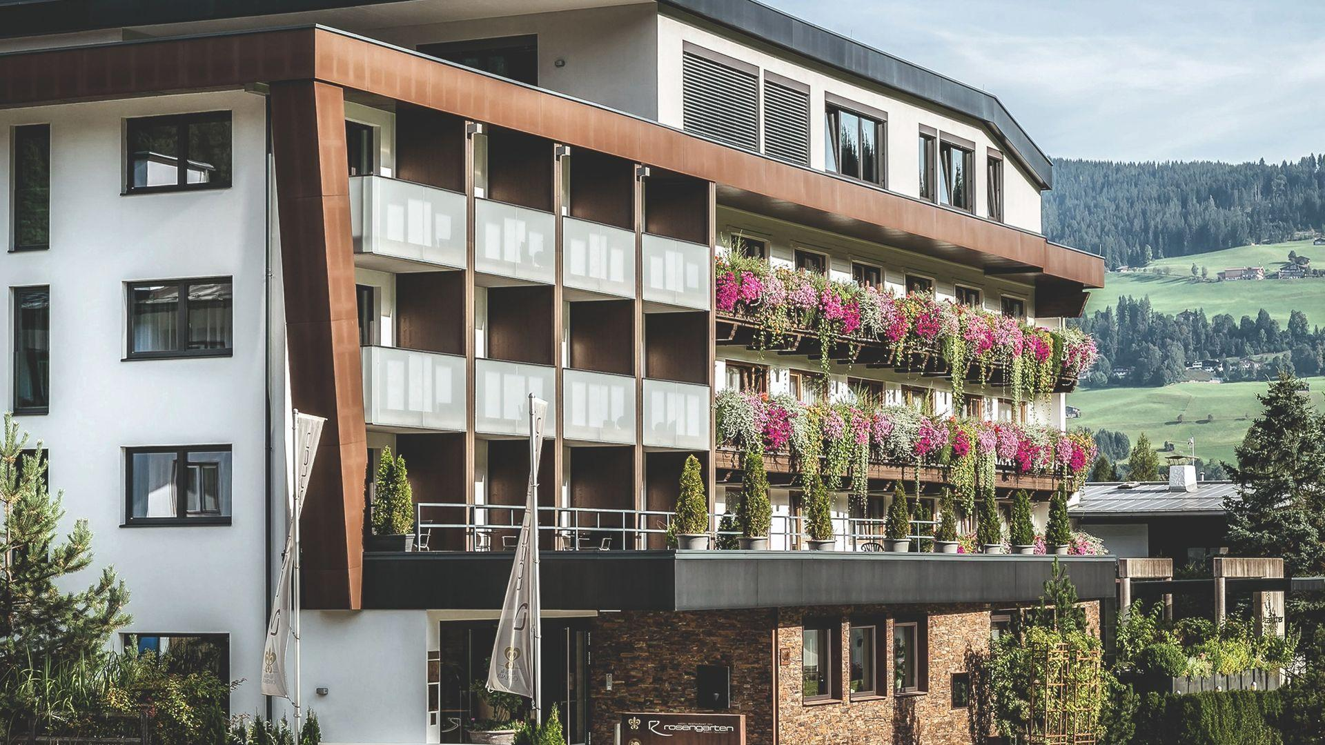 5* Relais & Chateaux Rosengarten