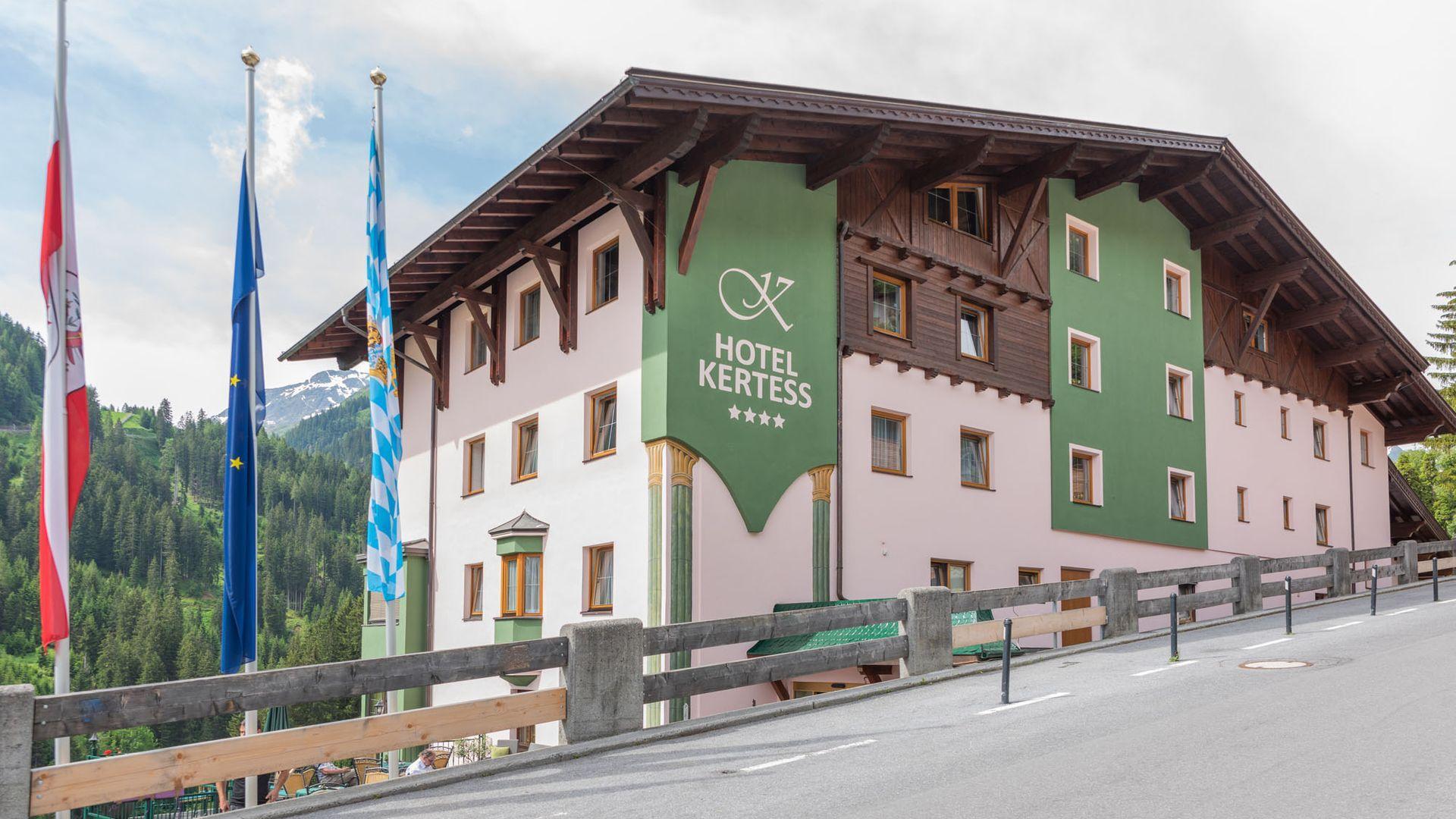 4* Hotel Kertess