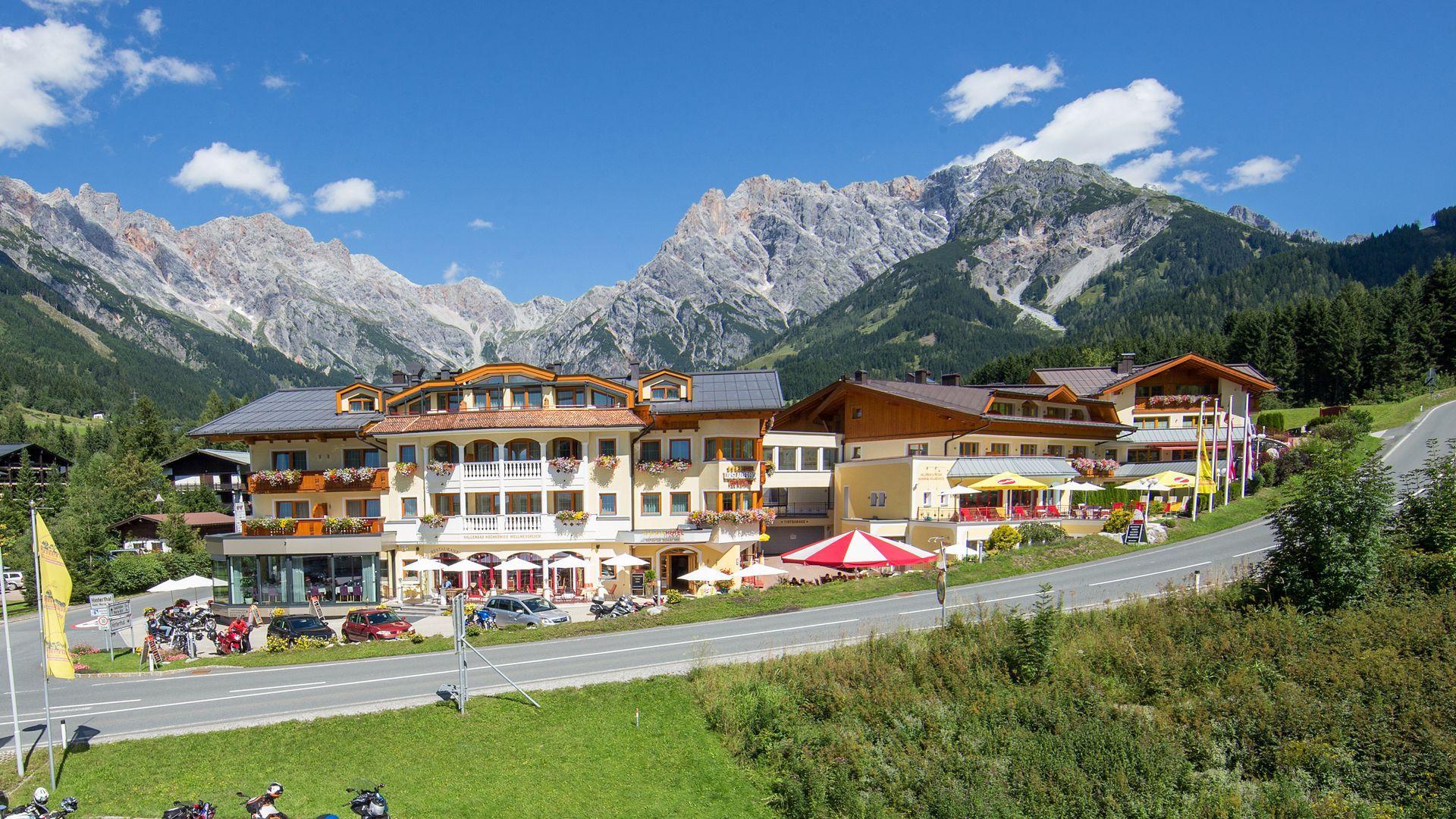 4* Hotel Urslauerhof Berg & Spa