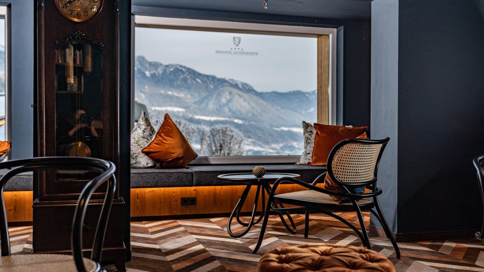 Erzherzog Johann Alpin Style Hotel Schladming