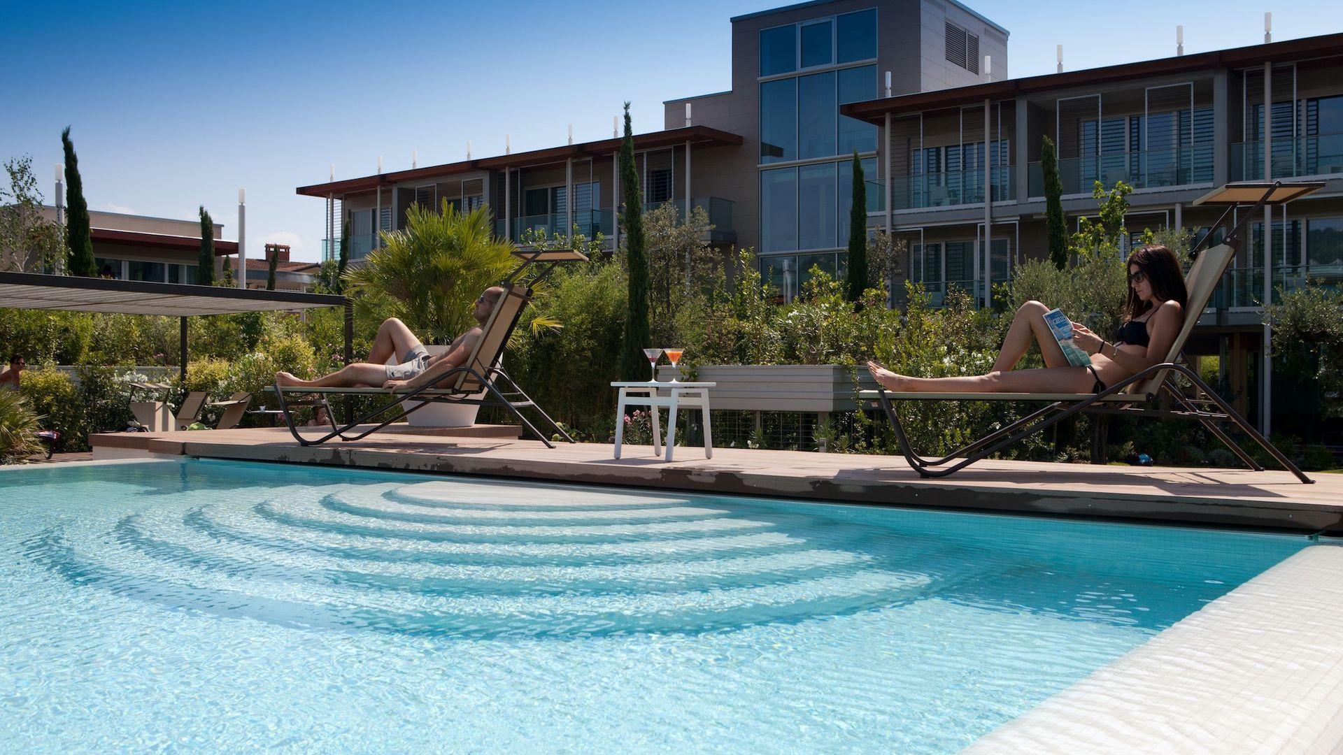 4*S Hotel Spa Suite & Terme Aqualux