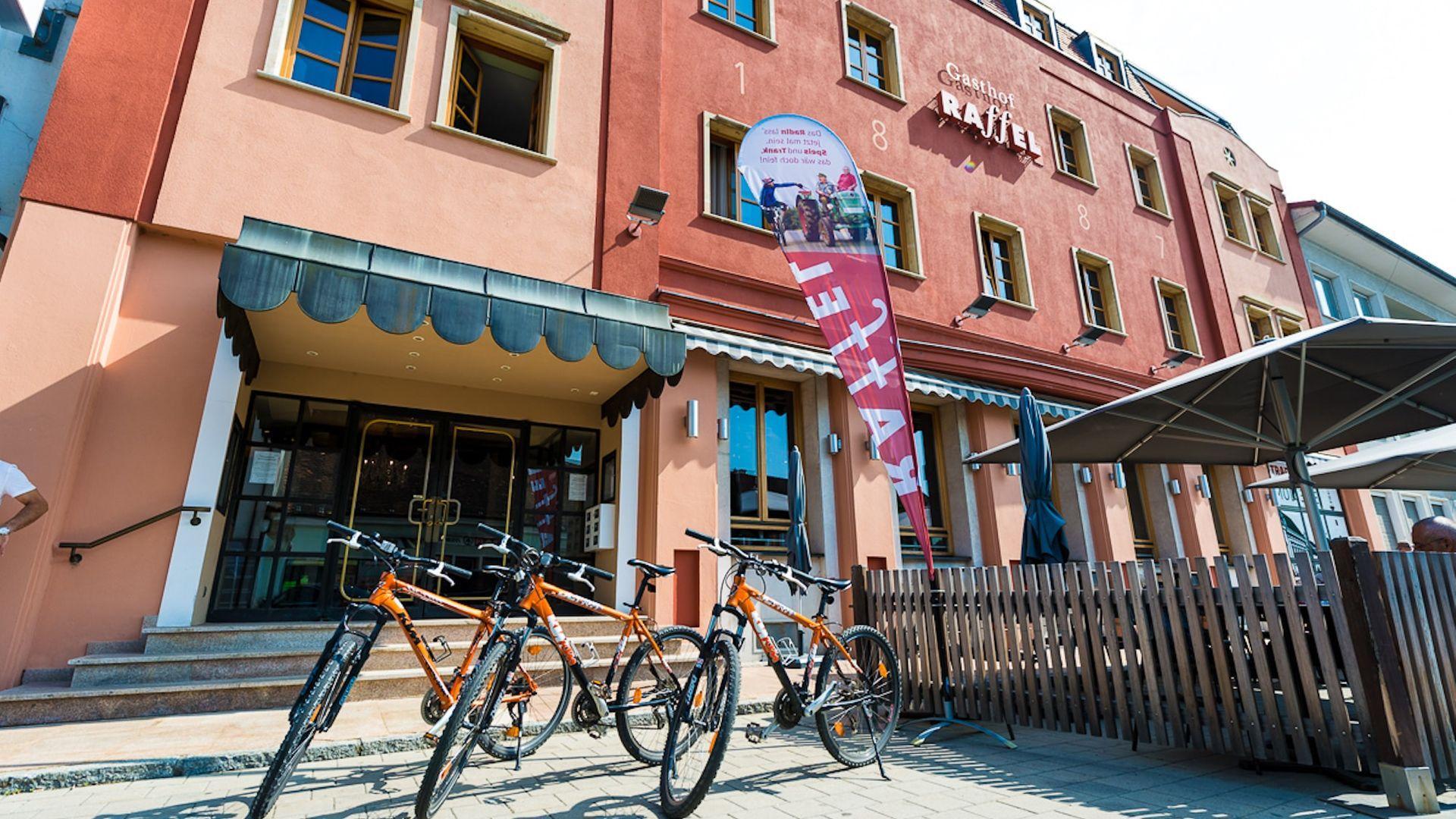 4* Hotel Raffel