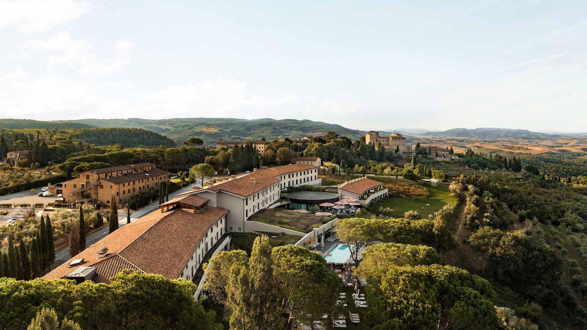5* Das Toscana Resort Castelfalfi