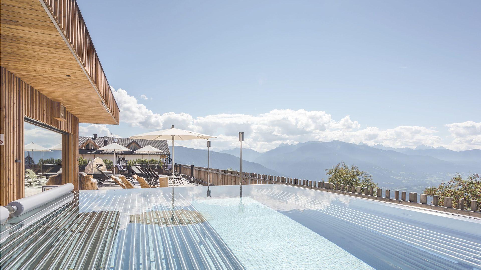 4*S Tratterhof - The Mountain Sky Hotel