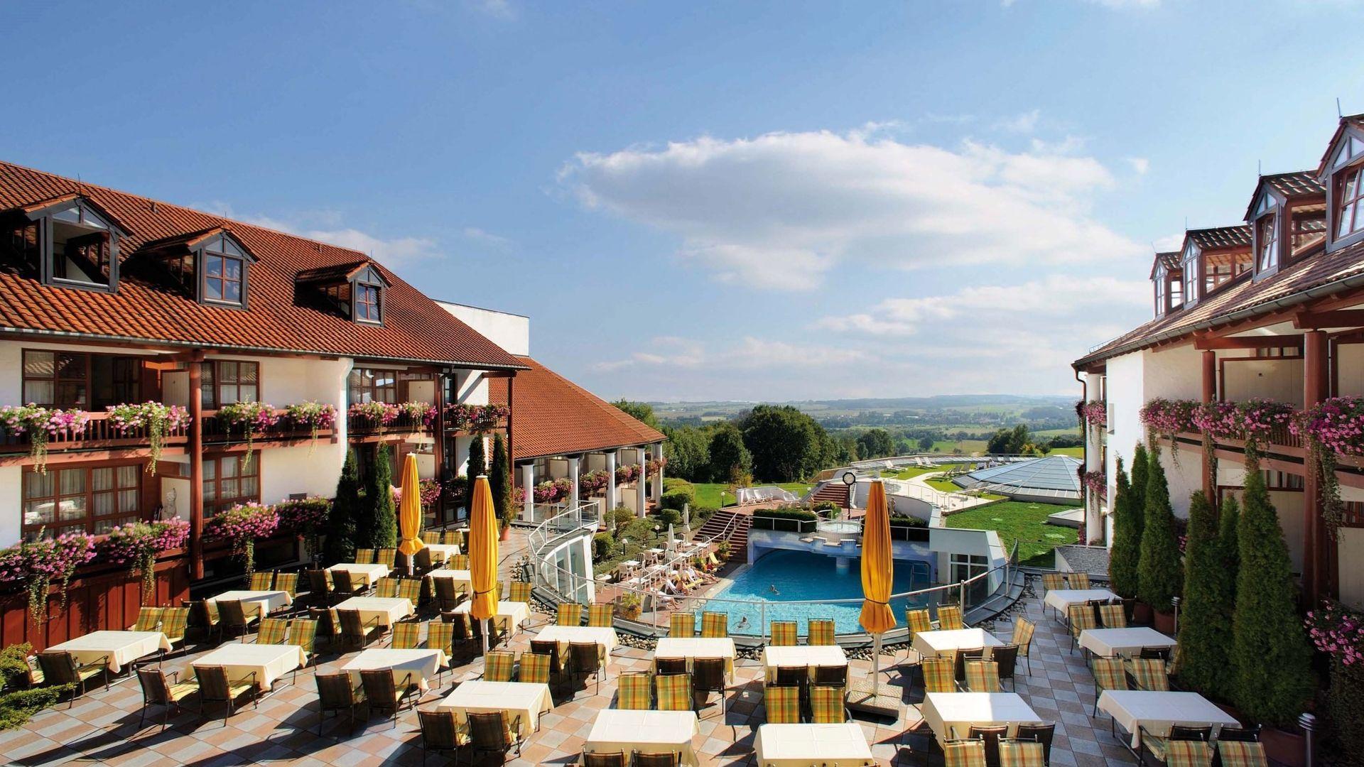 4*S Fürstenhof Quellness- und Golfhotel