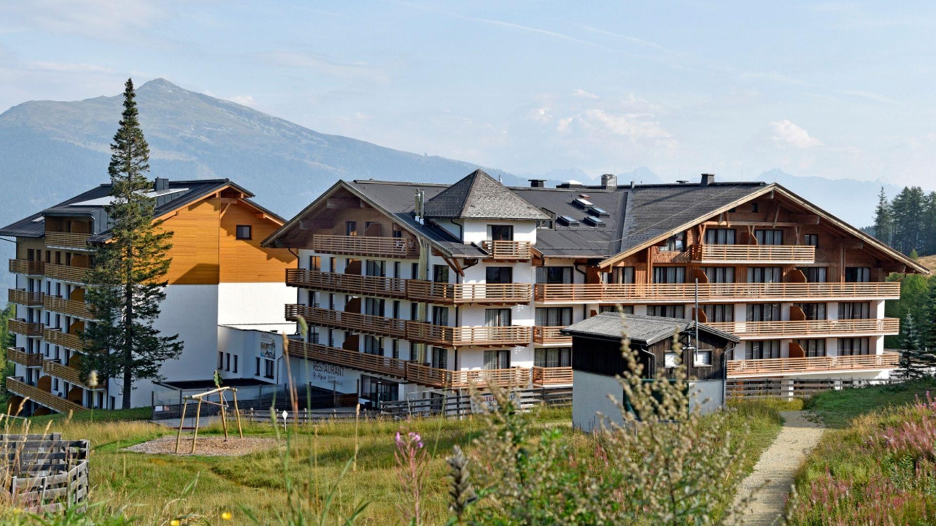 4* Alpenhaus Katschberg