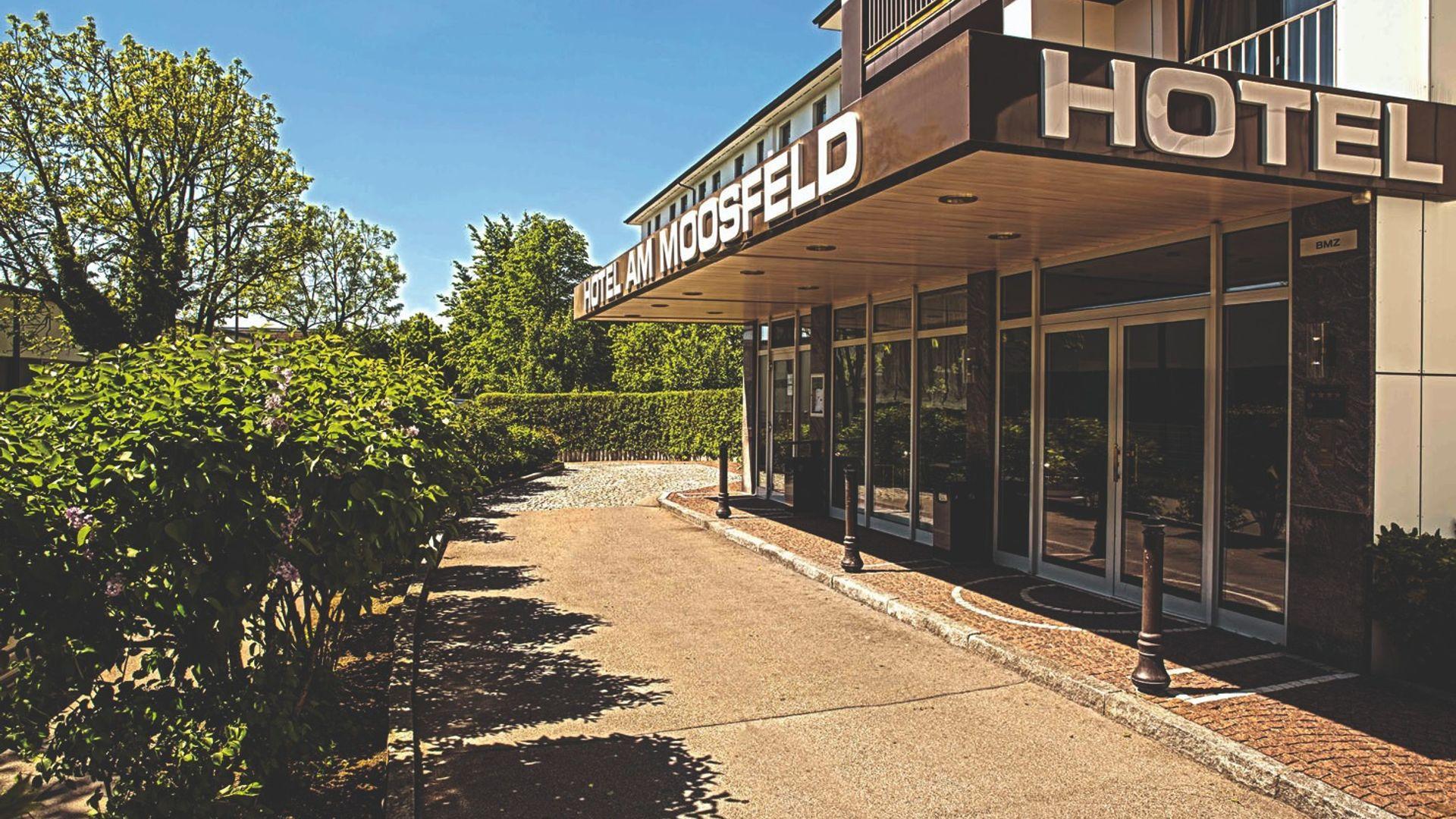 4* Hotel am Moosfeld München