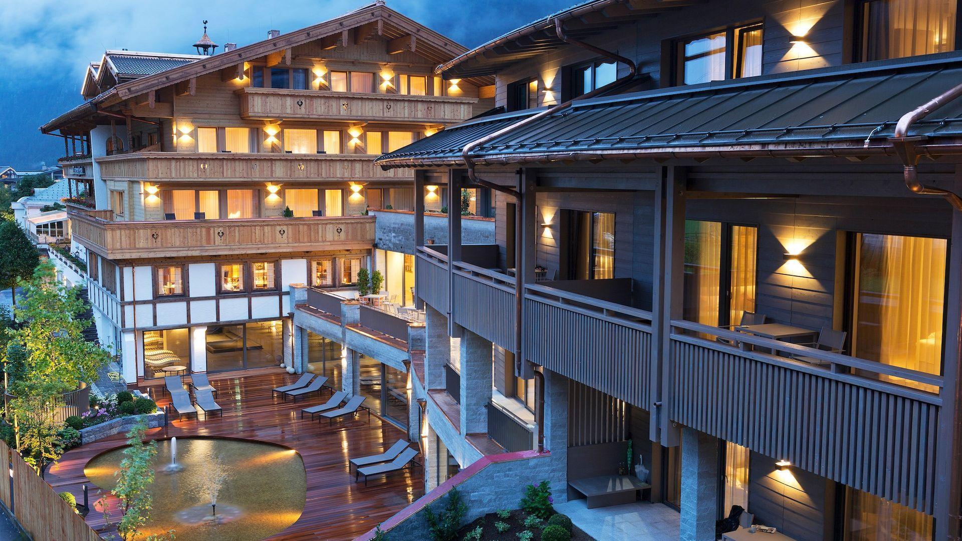 Elisabeth Hotel Premium Private Retreat